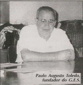 Paulo Augusto Toledo - Fundador do GES